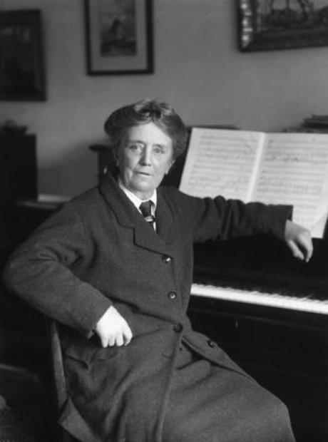 Ethel Smyth suffragette composer