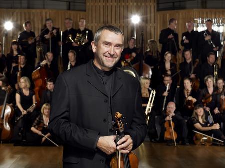 David Greed Orchestra of Opera North