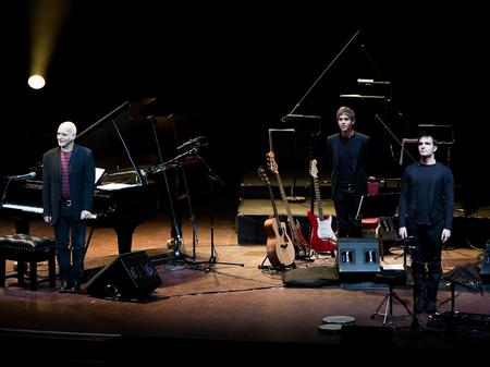 Ludovico Einaudi at The Royal Albert Hall