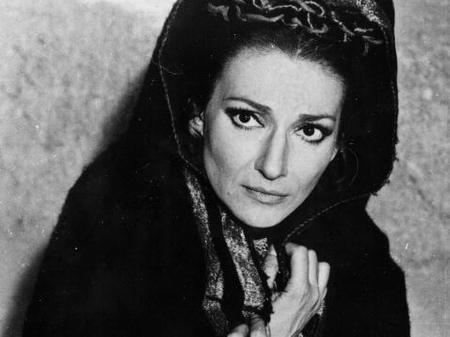 Maria Callas Medea Pasolini