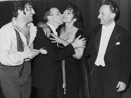 Maria Callas Franco Zeffirelli