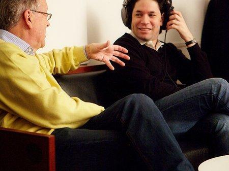 Gustavo Dudamel , Anna Hult