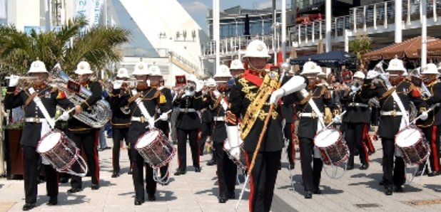 Band of HM Royal Marines