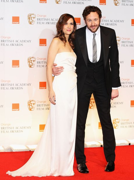 Chris O'Dowd and Kirsten Wig