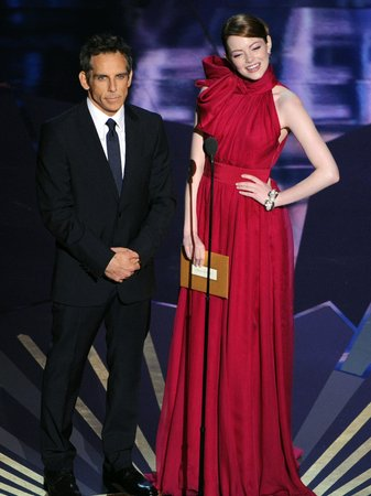The Oscars Academy Awards 2012 Show