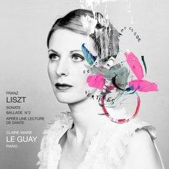 Claire-Marie Le Guay Liszt