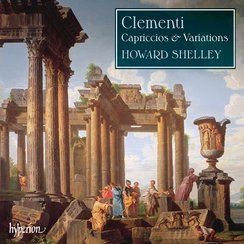 Clementi Shelley Capriccios and Variations