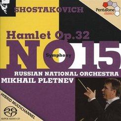 Shostakovich Symphony No.15; Music from Hamlet