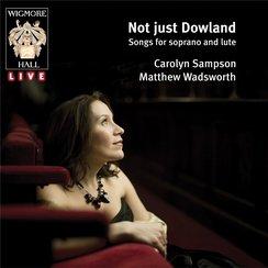 Carolyn Sampson Matthew Wadsworth Songs for sopran