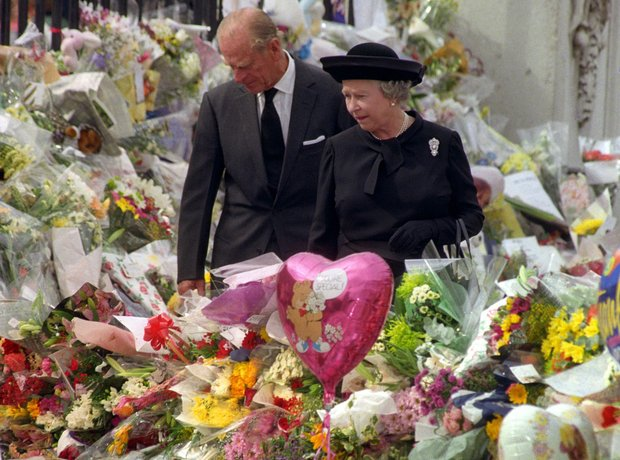 Diana's Floral Tributes