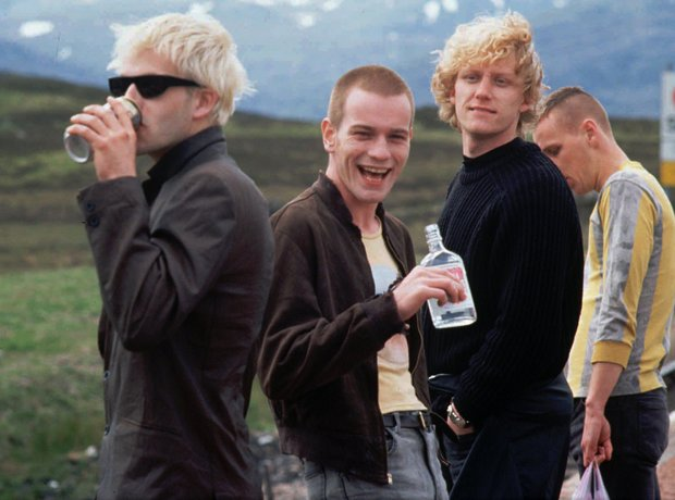 Trainspotting Danny Boyle Ewan McGregor