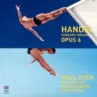 Handel Australian Brandenburg, Paul Dyer