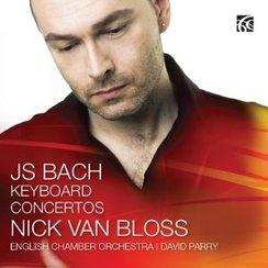 Bach album cover