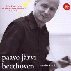 Paavo Järvi Beethoven Symphony No.9
