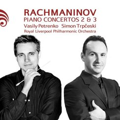 Rachmaninov  Simon Trpčeski Vasily Petrenko