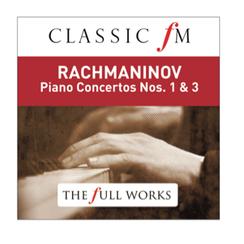 Rachmaninov piano concerto no's 1 & 3