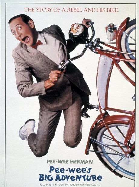 Pee Wee's Big Adventure Danny Elfman Tim Burton