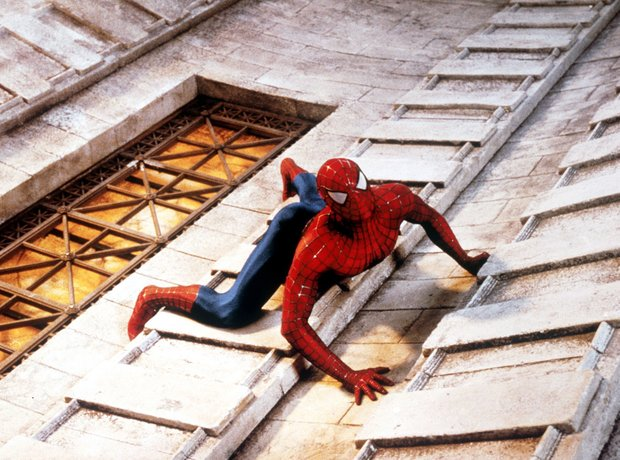 Spiderman Danny Elfman Maguire Raimi