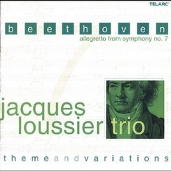 Jacques Loussier Beethoven Allegretto from Symphon