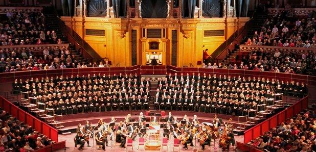 RCS perform at the Royal Albert Hall