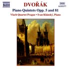 Dvorák Piano Quintets Vlach Quartet Prague with Iv