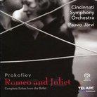 Prokofiev Romeo & Juliet (ballet suites) Cincinnat