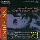 Bach Cantatas Bach Collegium Japan Masaaki Suzuki