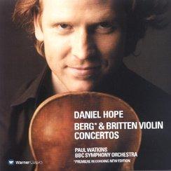 Berg & Britten Violin Concertos Daniel Hope