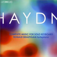 Haydn Solo Keyboard Music Vol.10 Ronald Brautigam