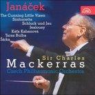 Janácek Orchestral works Czech Phil Sir Charles Ma