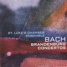 JSBach Brandenburg Concertos St Luke's Chamber Or