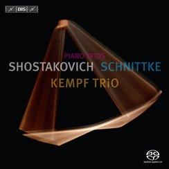 Shostakovich, Schnittke Kempf Trio