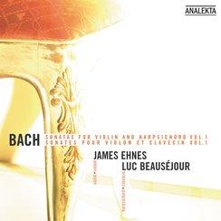 Bach Sonatas violin harp