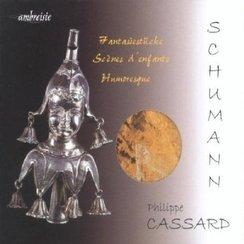 Philippe Cassard Schumann