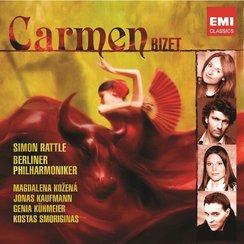 Bizet Carmen Rattle Berlin