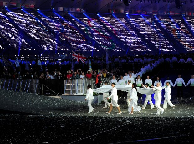 Daniel Barenboim Olympic Opening Ceremony