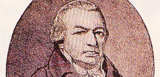 Ludwig's father Johann van Beethoven