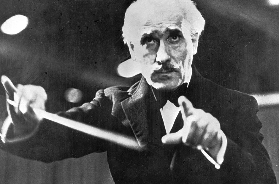 Arturo Toscanini conductor Puccini La Scala