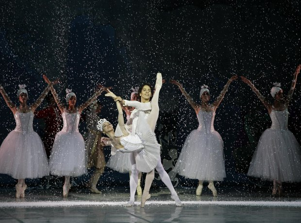 The Nutcracker: Cuba's National Ballet
