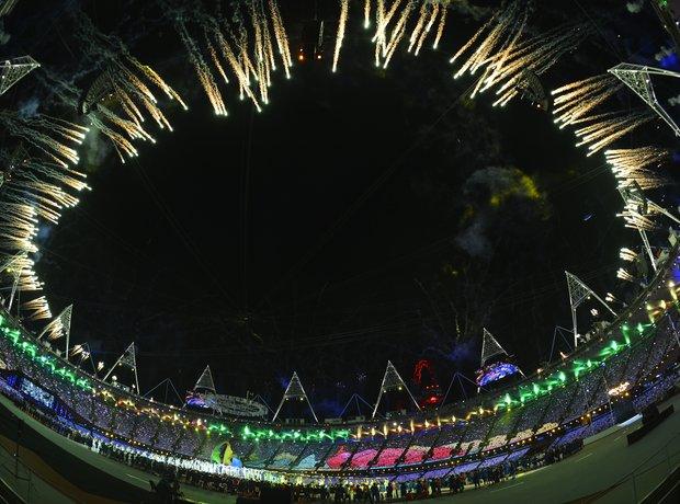 Olympics London 2012 Closing Ceremony
