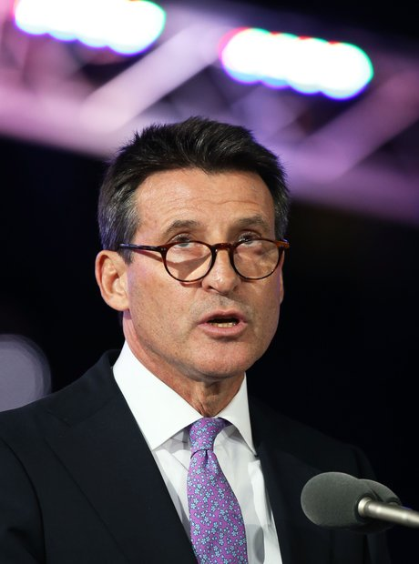 The 2012 Paralympics Opening Ceremony, Lord Coe