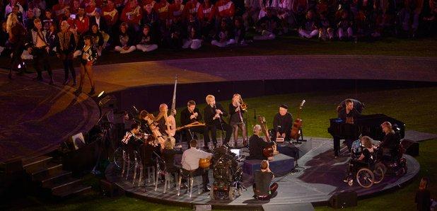 The British Paraorchestra Paralympics Closing Cere