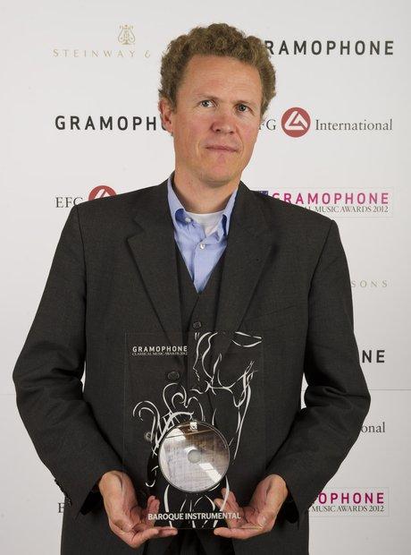Gramophone Awards 2012  Gottfried von der Goltz