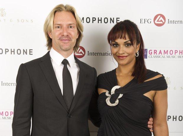 Eric Whitacre & Danielle de NieeGramophone Awards