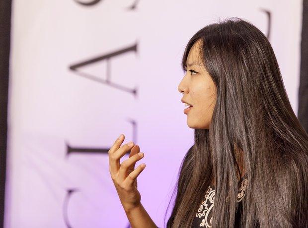 HJ Kim at the Classic FM Live 2012