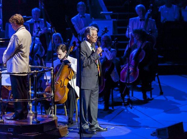 Nicholas Owen live at Classic FM Live 2012