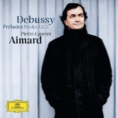 Pierre-Laurent Aimard's album Debussy Preludes