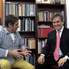 Antonio Pappano conductor talks to Jamie Crick