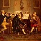 classical period string quartet mozart museum