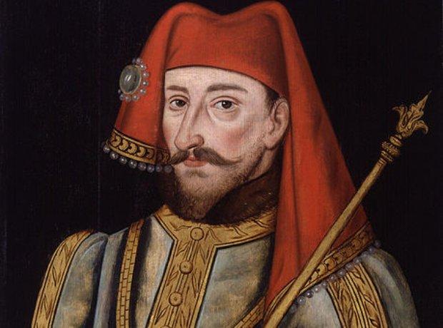 Henry iV portrait